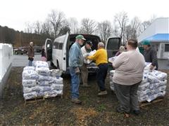 2009 Potato Distribution